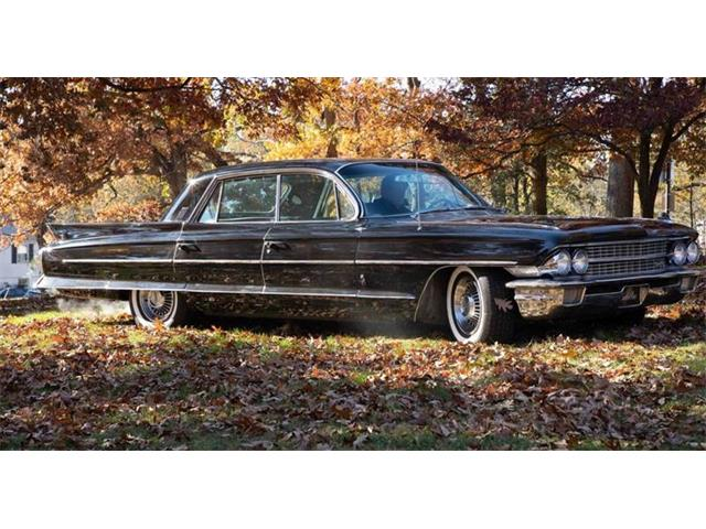 Picture of Classic '62 Cadillac Fleetwood located in Clarksburg Maryland Offered by  - P26E