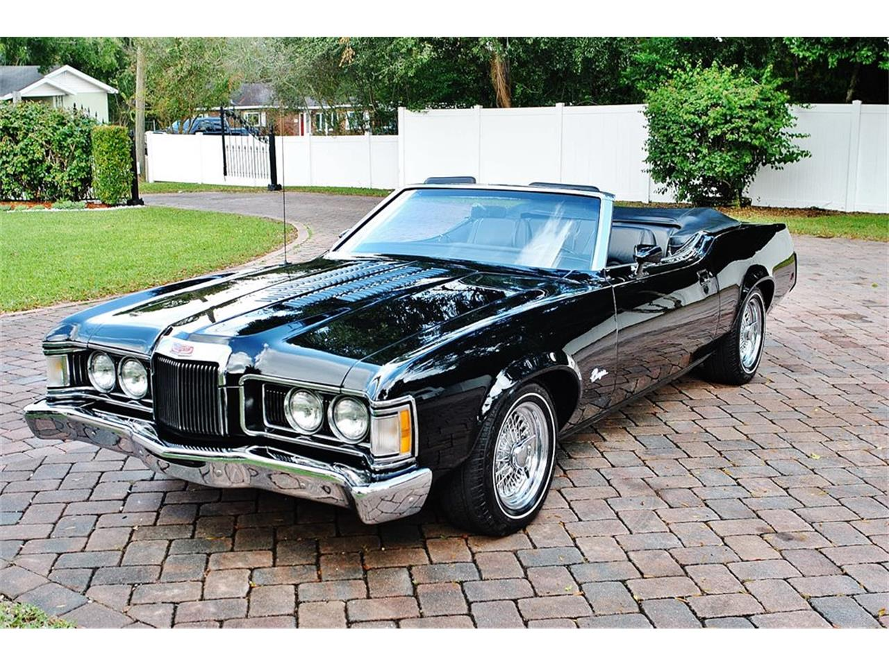 Large Picture of '73 Cougar XR7 - P26F