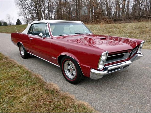 Picture of Classic 1965 Pontiac GTO located in Clarksburg Maryland - $49,975.00 - P26V
