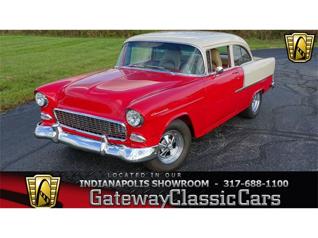 Picture of Classic '55 Chevrolet Bel Air Offered by  - OVS0