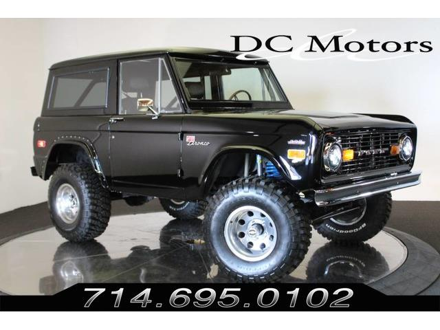 Picture of '72 Bronco - P28E
