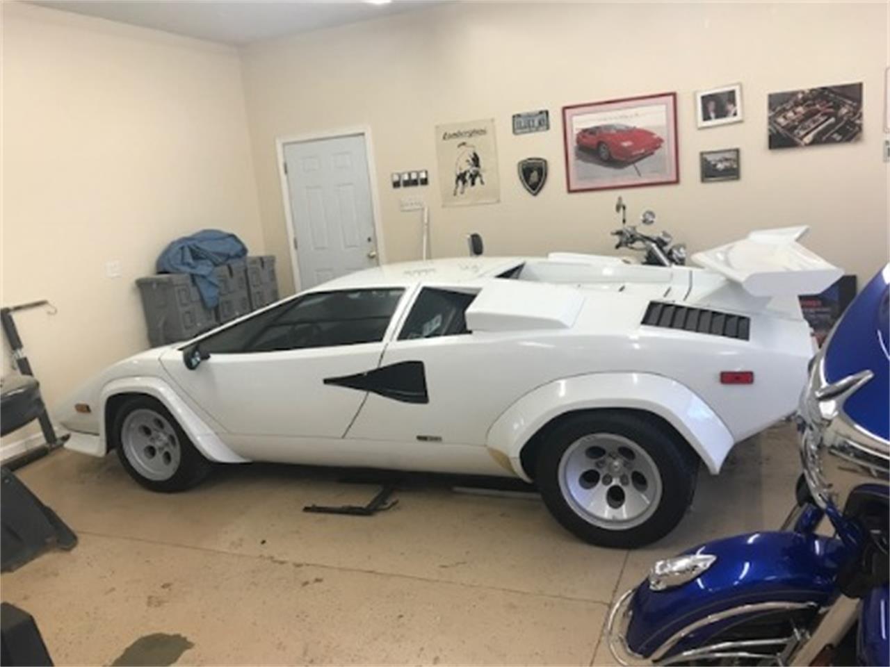 1983 Lamborghini Countach For Sale Classiccars Com Cc 1169298