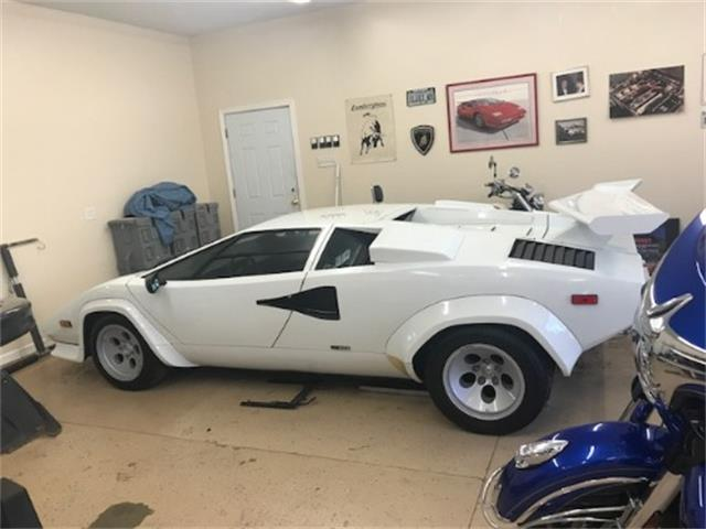 1982 To 1984 Lamborghini Countach For Sale On Classiccars Com