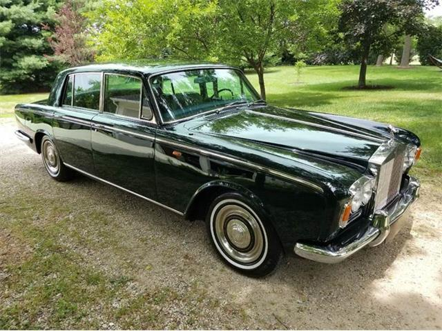 Picture of Classic '67 Rolls-Royce Silver Shadow located in Carey Illinois - $38,888.00 - P28X