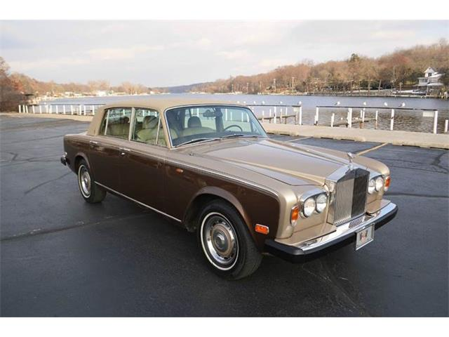 Picture of '76 Silver Shadow - P291