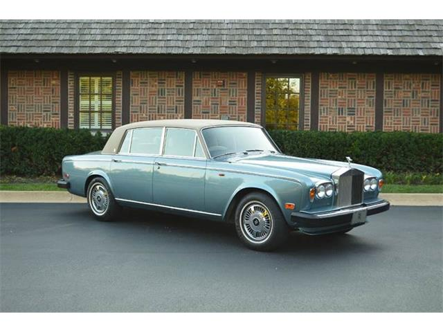 Picture of '78 Silver Shadow - P292