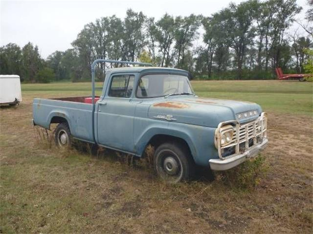 Picture of '59 F100 - OVS5