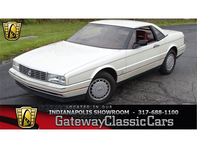 Picture of 1987 Cadillac Allante Offered by  - OVS6