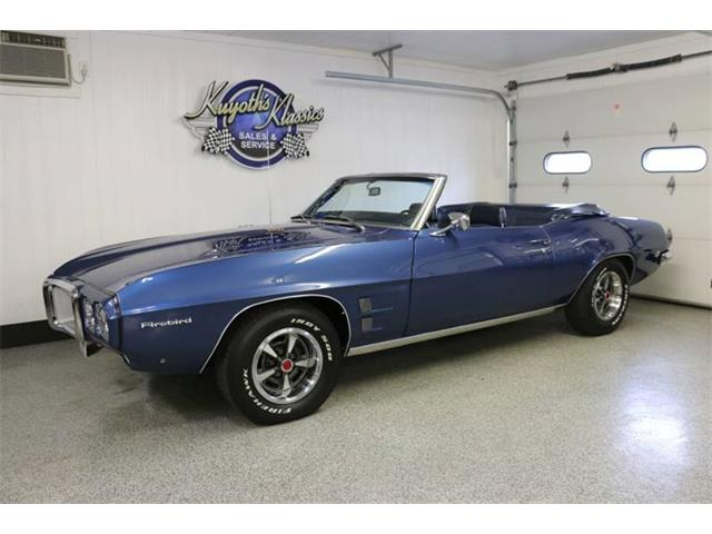 Picture of '69 Firebird - P2A2