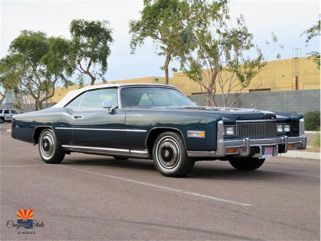 Picture of '76 Eldorado located in Tempe Arizona Offered by  - P2A3