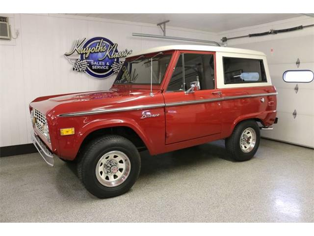 Picture of '73 Bronco - P2A9