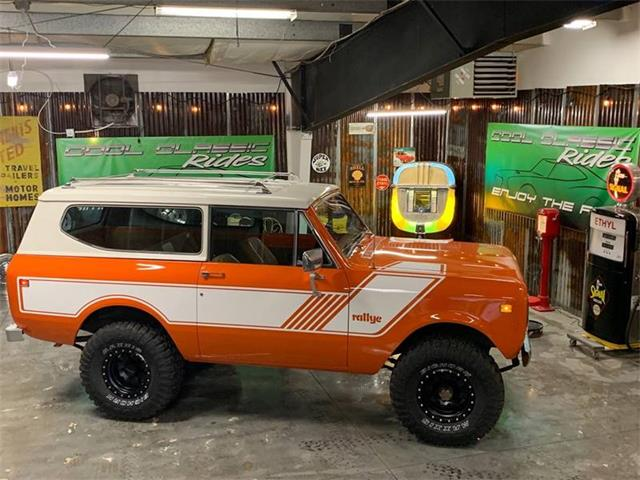 Picture of '75 Scout II - P2AJ