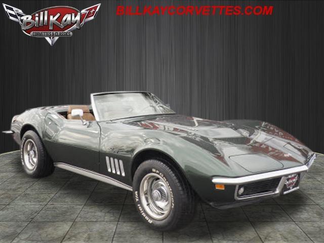 Picture of '69 Corvette - P2AP