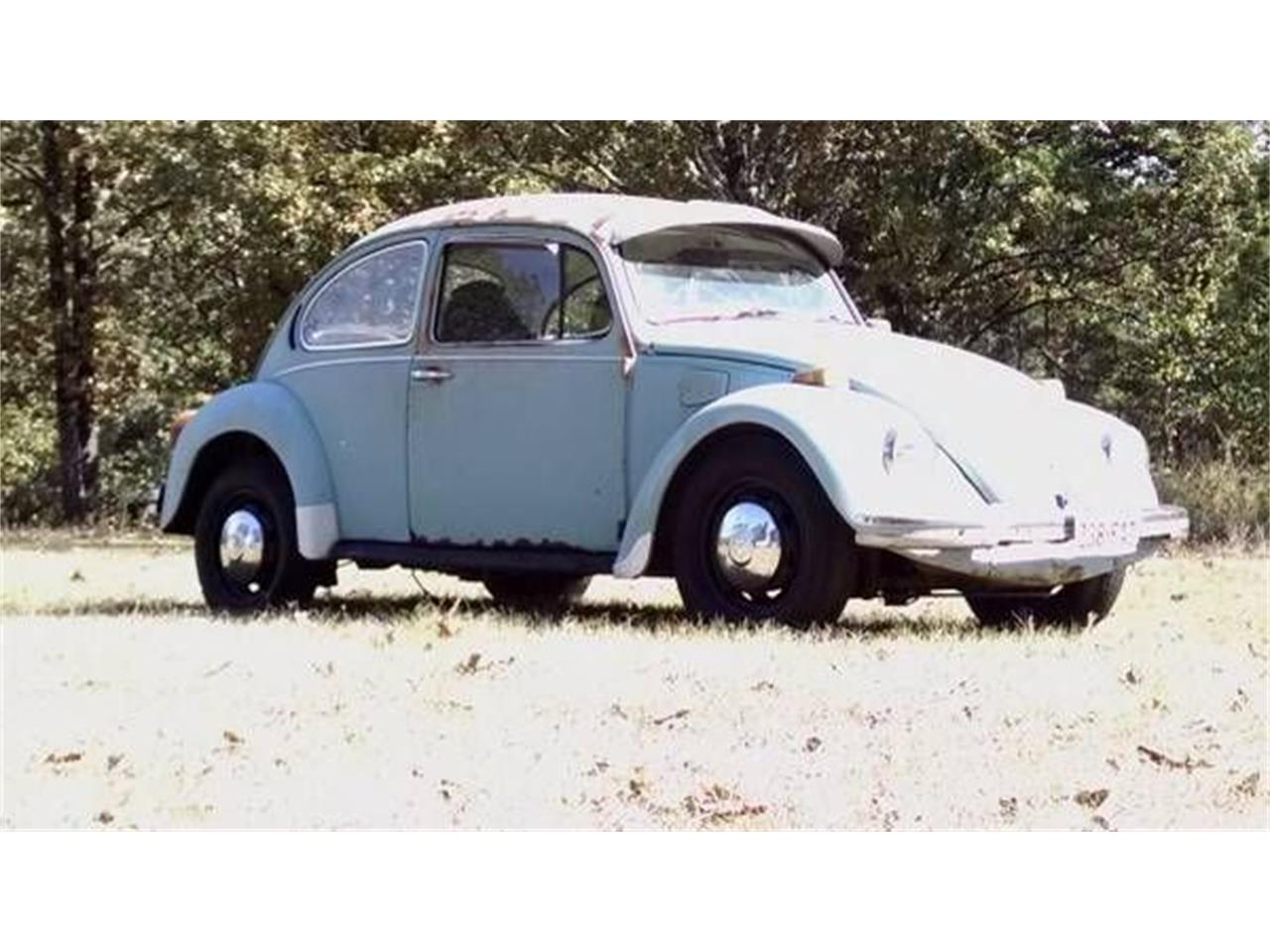 Large Picture of '72 Beetle - OVSB