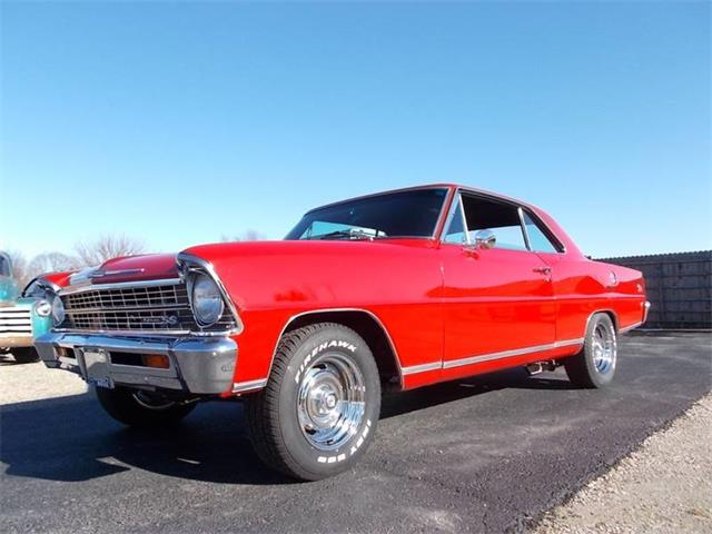 Picture of Classic 1967 Chevrolet Nova located in Indiana - $38,900.00 Offered by  - P2B8