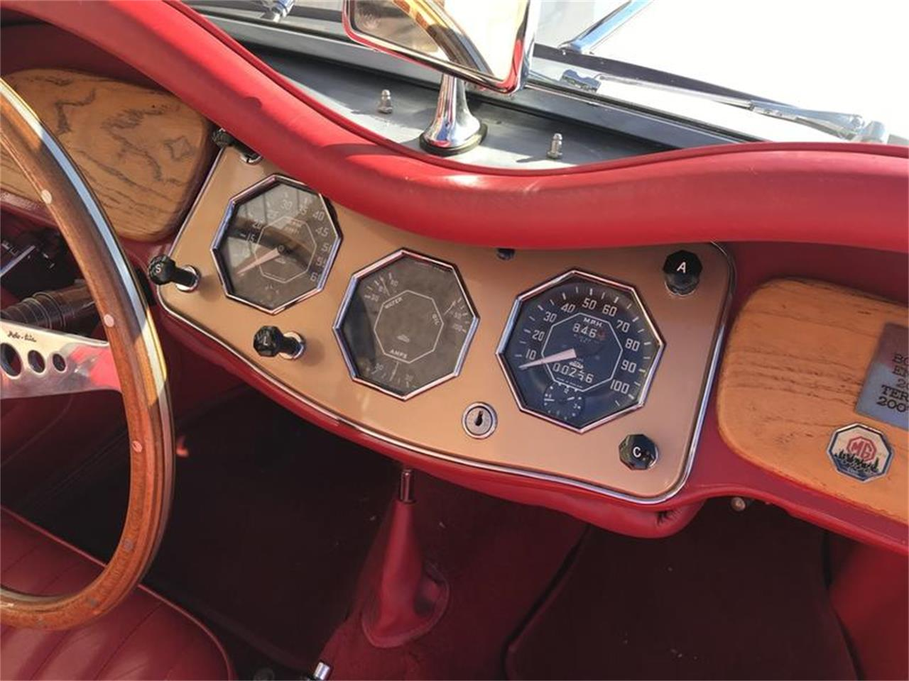 For Sale: 1955 MG TF 1500 in Henderson, Nevada