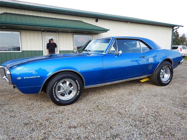 Picture of '67 Pontiac Firebird - $24,995.00 - P2BW