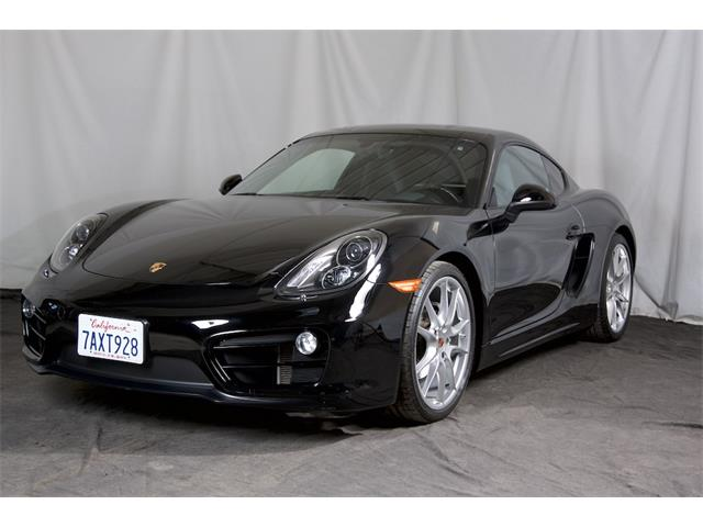 Picture of '14 Cayman - P2C8