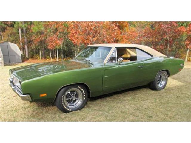Picture of Classic '69 Charger located in San Luis Obispo California - P2CL