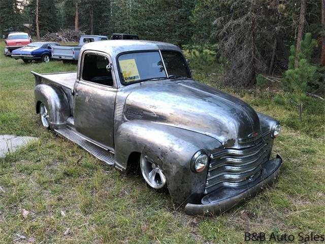 1950 Chevrolet 3100 For Sale On ClassicCars