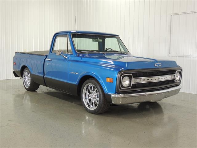 Picture of Classic 1970 C10 located in Chambersburg Pennsylvania Offered by  - P2D4
