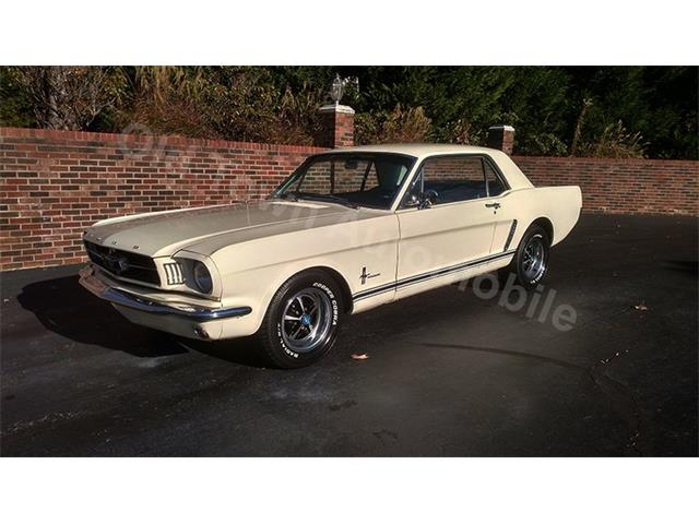 Picture of 1965 Ford Mustang located in Huntingtown Maryland - $24,900.00 - P2DU