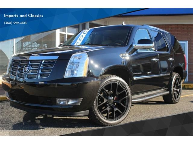 Picture of 2011 Cadillac Escalade located in Washington Offered by  - P2EB