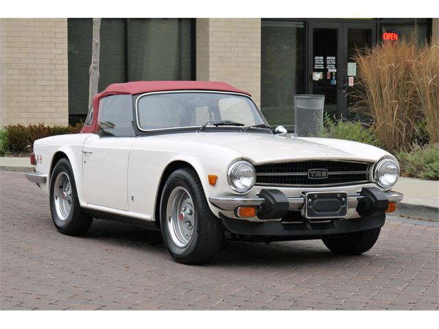 Picture of 1976 TR6 located in Brentwood Tennessee - P2EG