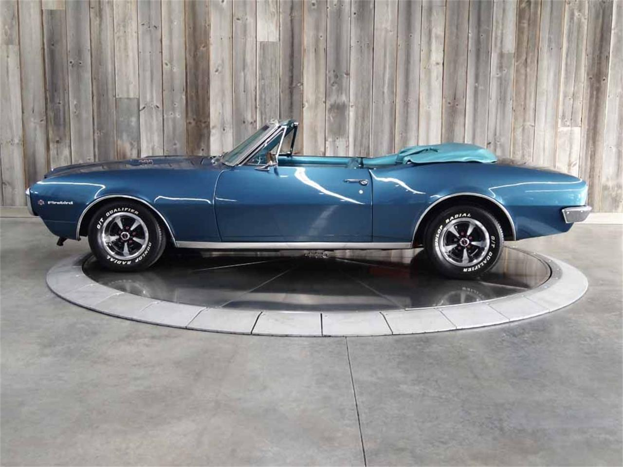 Large Picture of Classic 1967 Pontiac Firebird located in Iowa - $34,900.00 - P2F9