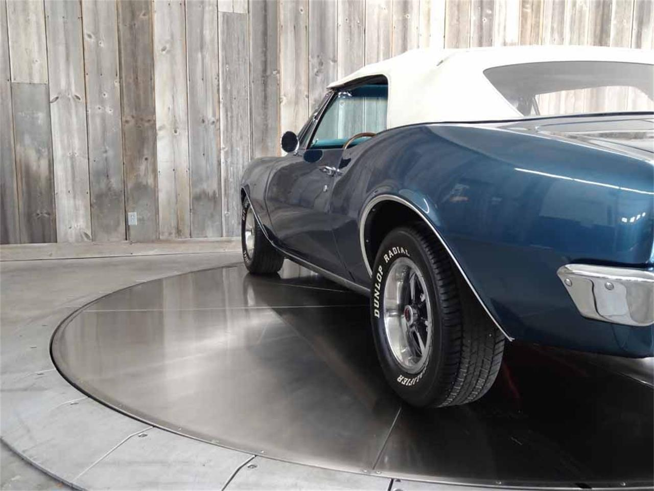Large Picture of Classic '67 Pontiac Firebird located in Iowa - $34,900.00 Offered by Veit's Vettes And Collector Cars - P2F9