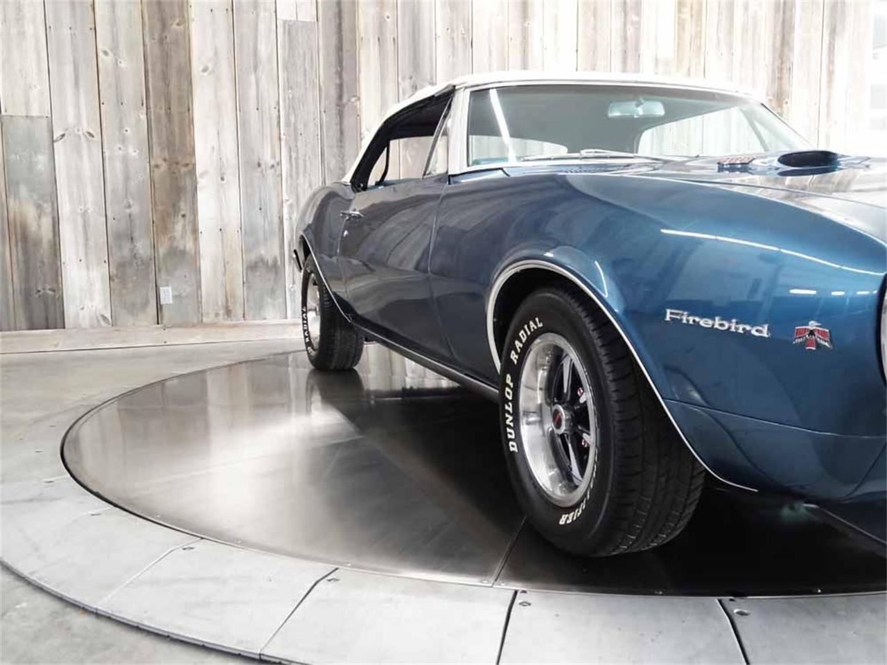 Large Picture of 1967 Firebird located in Bettendorf Iowa Offered by Veit's Vettes And Collector Cars - P2F9