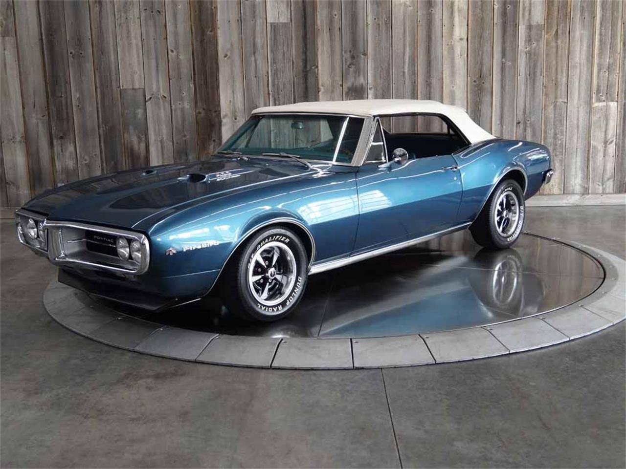 Large Picture of Classic 1967 Firebird located in Bettendorf Iowa Offered by Veit's Vettes And Collector Cars - P2F9