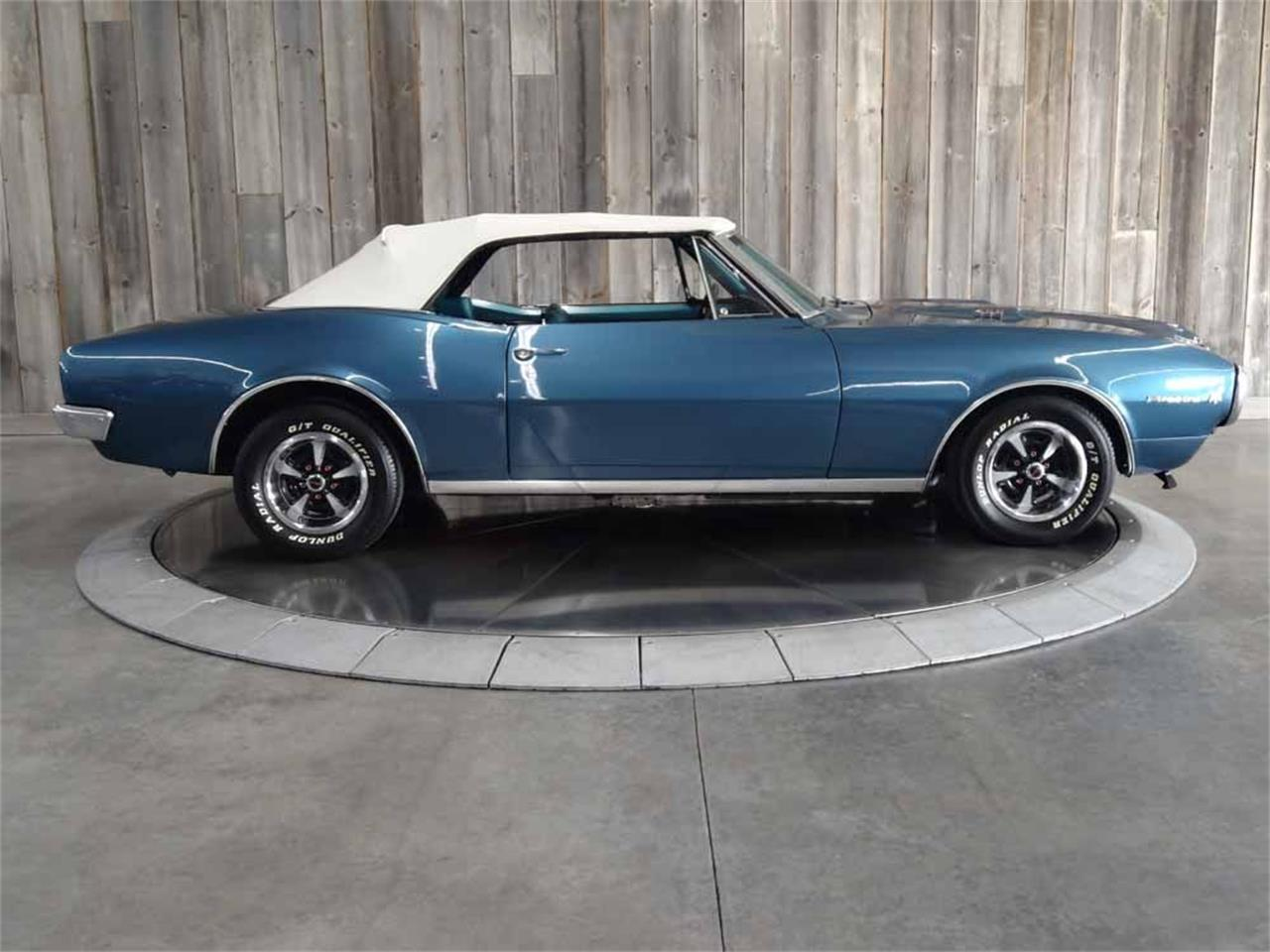 Large Picture of '67 Firebird Offered by Veit's Vettes And Collector Cars - P2F9
