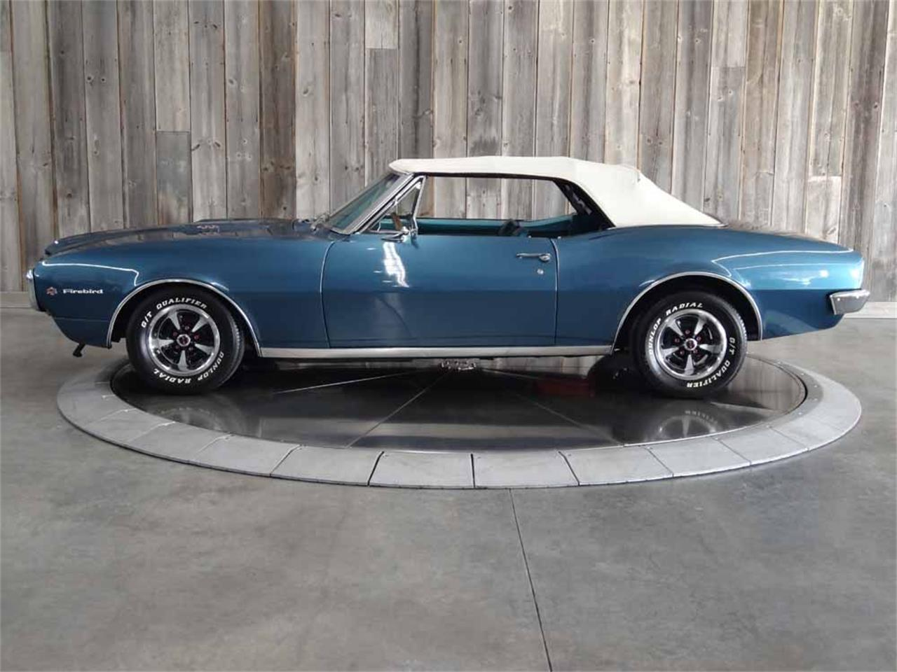 Large Picture of Classic '67 Pontiac Firebird - $34,900.00 Offered by Veit's Vettes And Collector Cars - P2F9