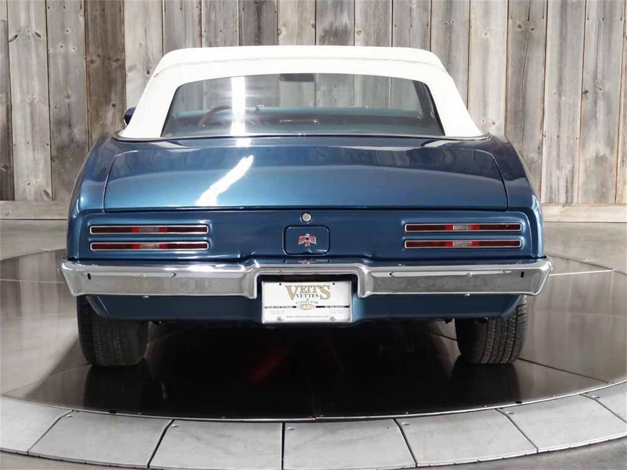Large Picture of 1967 Firebird located in Bettendorf Iowa - $34,900.00 Offered by Veit's Vettes And Collector Cars - P2F9