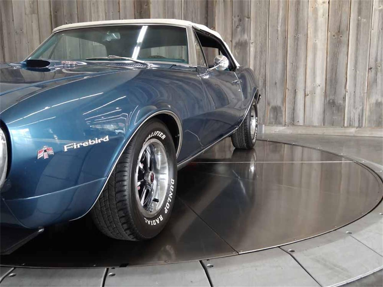 Large Picture of '67 Firebird located in Iowa Offered by Veit's Vettes And Collector Cars - P2F9