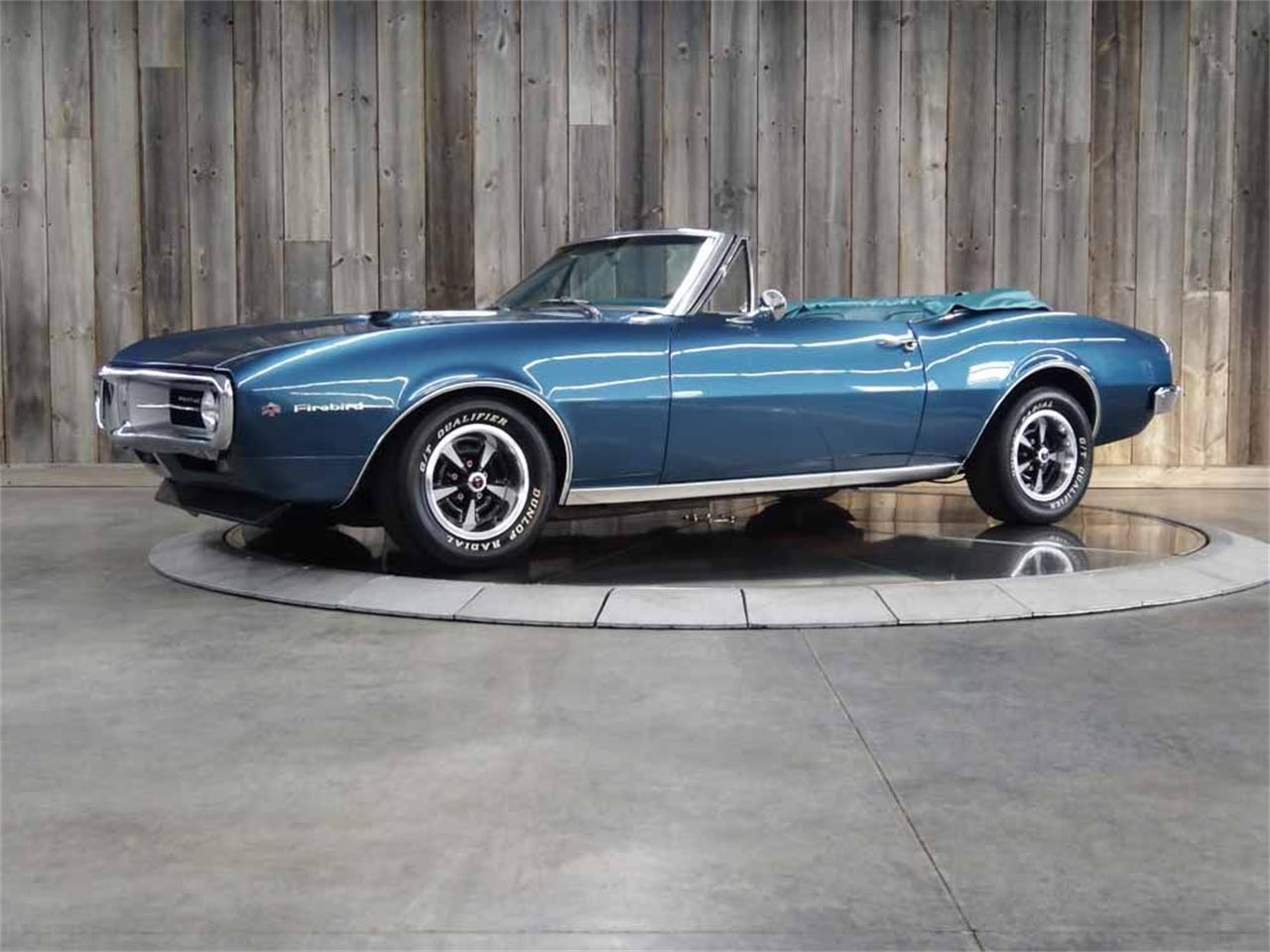 Large Picture of 1967 Pontiac Firebird - $34,900.00 - P2F9