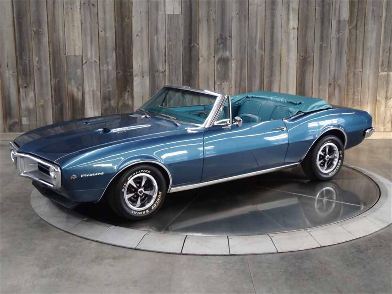 Large Picture of Classic 1967 Pontiac Firebird located in Bettendorf Iowa - $34,900.00 Offered by Veit's Vettes And Collector Cars - P2F9