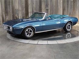 Picture of '67 Firebird located in Iowa Offered by Veit's Vettes And Collector Cars - P2F9