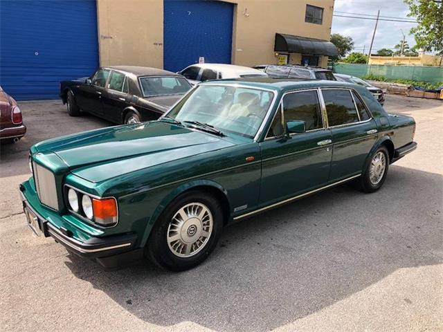 Picture of '93 Bentley Brooklands located in Florida - $24,950.00 - P2G0