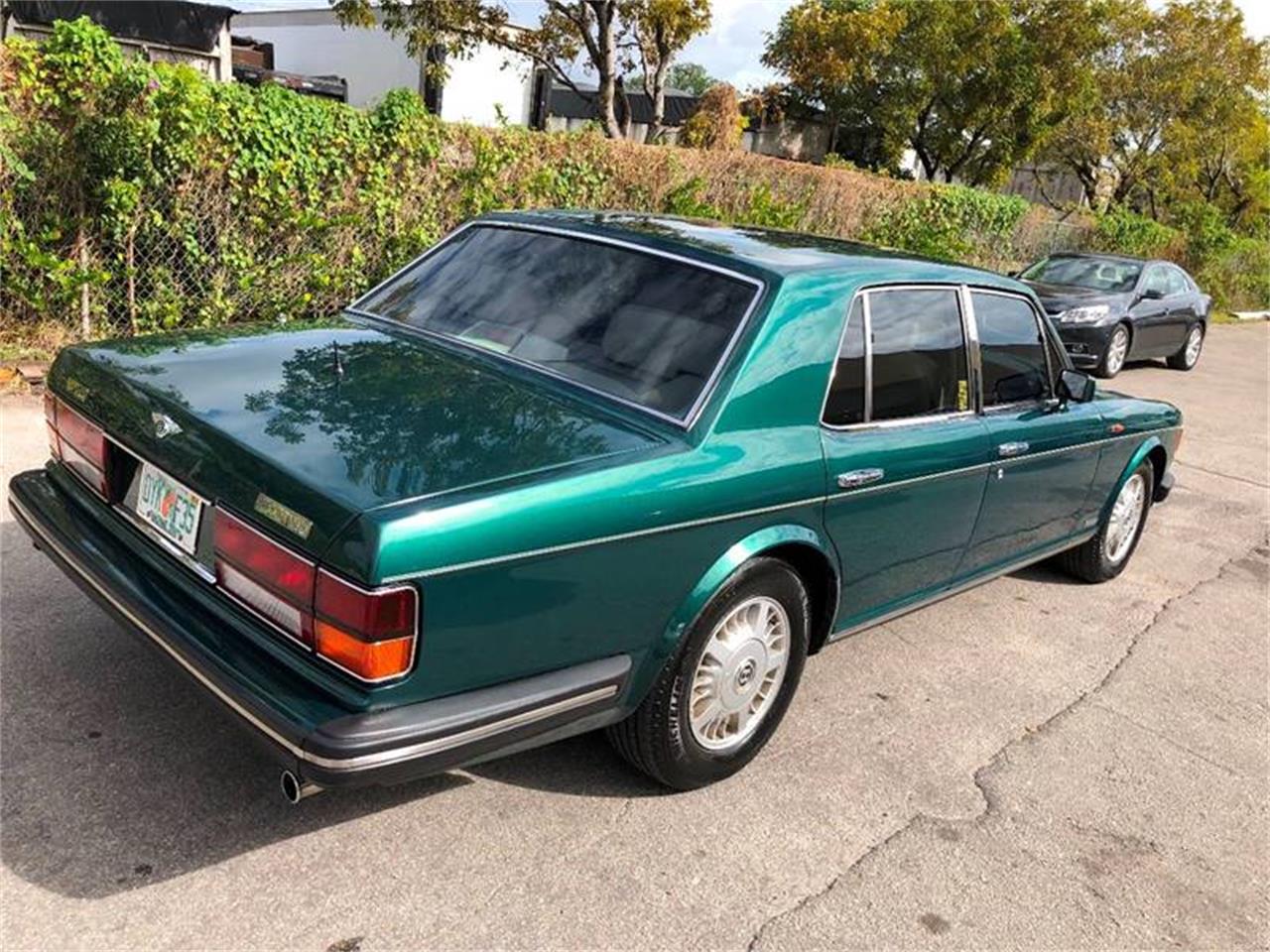 1993 Bentley Brooklands For Sale Classiccars Com Cc 1169568