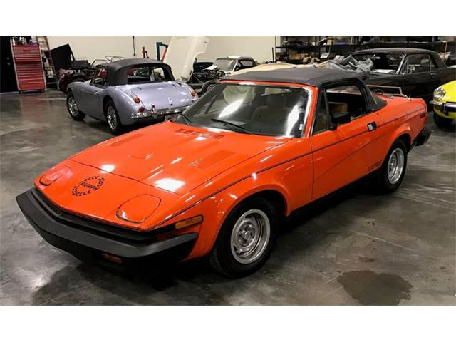 Picture of '80 TR7 - P2G4