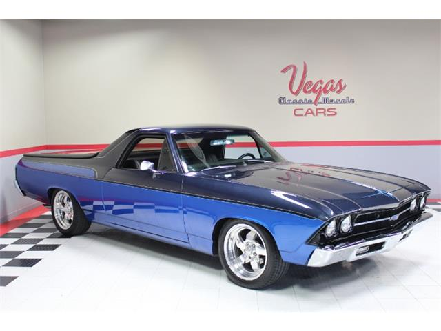 Picture of Classic 1969 El Camino located in Nevada - $24,995.00 - P2G6