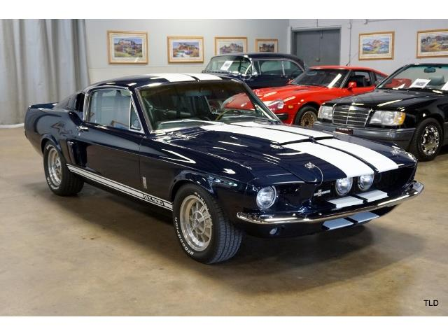 1967 Shelby Gt500 For Sale On Classiccarscom
