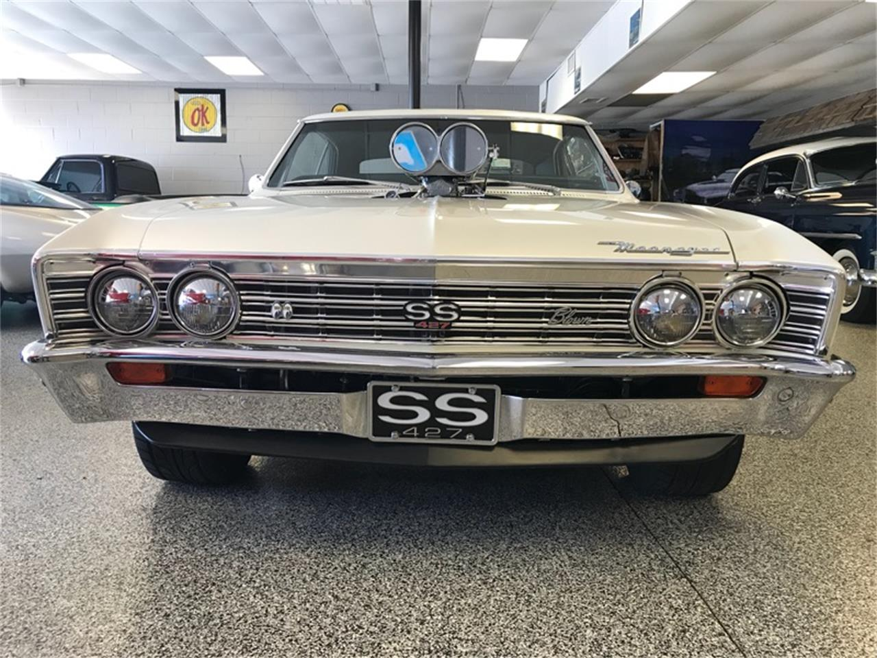 Large Picture of '67 Chevelle Malibu SS - P2GG