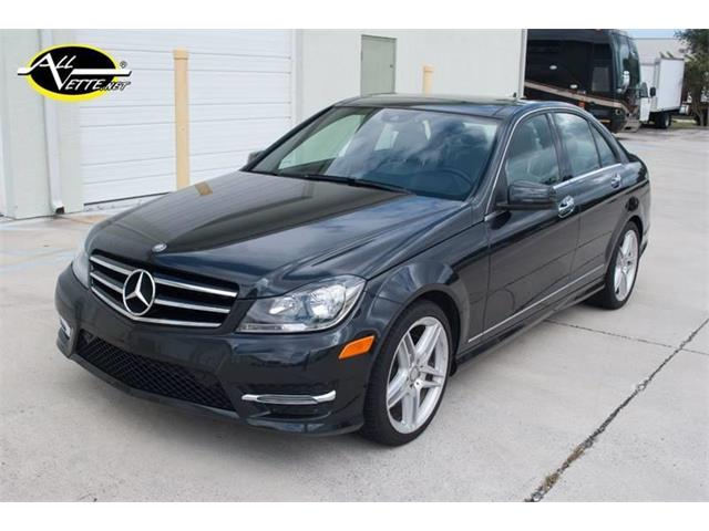 Picture of '14 C-Class - P2GS