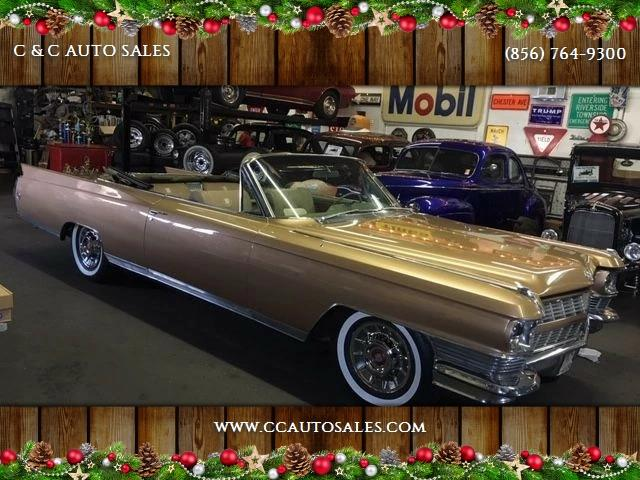 Picture of 1964 Cadillac Eldorado located in Riverside New Jersey - $24,995.00 - P2GX
