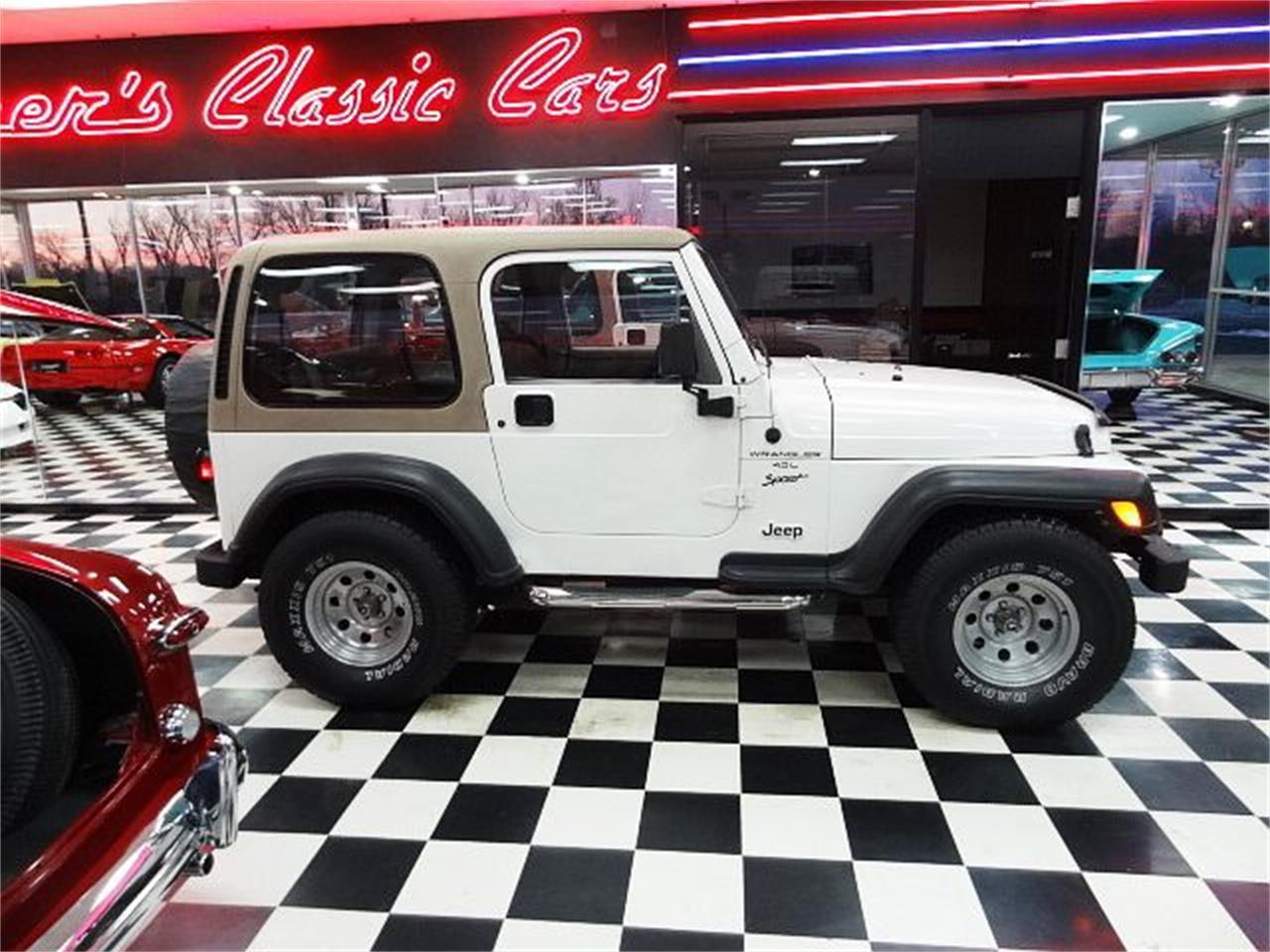 1999 Jeep Wrangler For Sale >> 1999 Jeep Wrangler For Sale Classiccars Com Cc 1169613