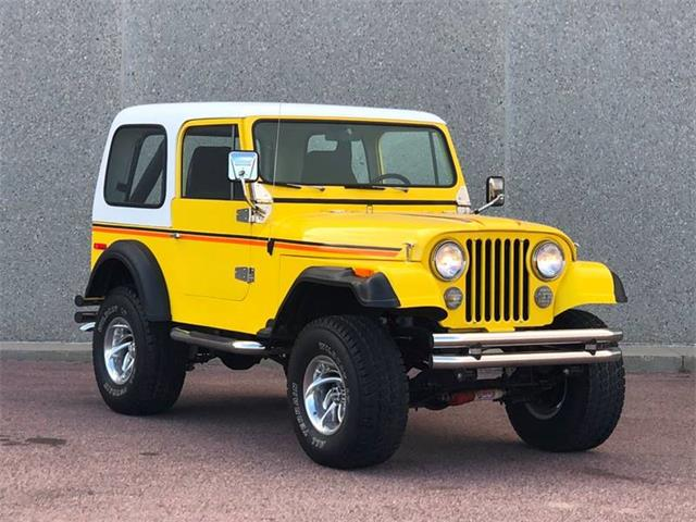 Picture of 1979 Wrangler located in South Dakota - $13,995.00 Offered by  - P2HD