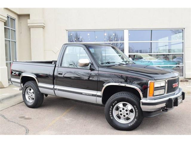 Picture of '92 Sierra - P2HJ